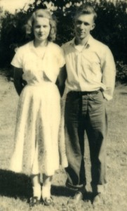 Mom and Dad Sexton 1950